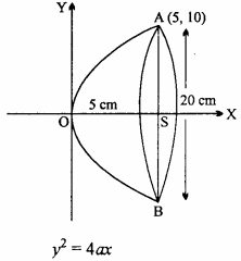 MP Board Class 11th Maths Important Questions Chapter 11 Conic Sections