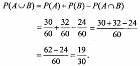 MP Board Class 11th Maths Important Questions Chapter 16 Probability