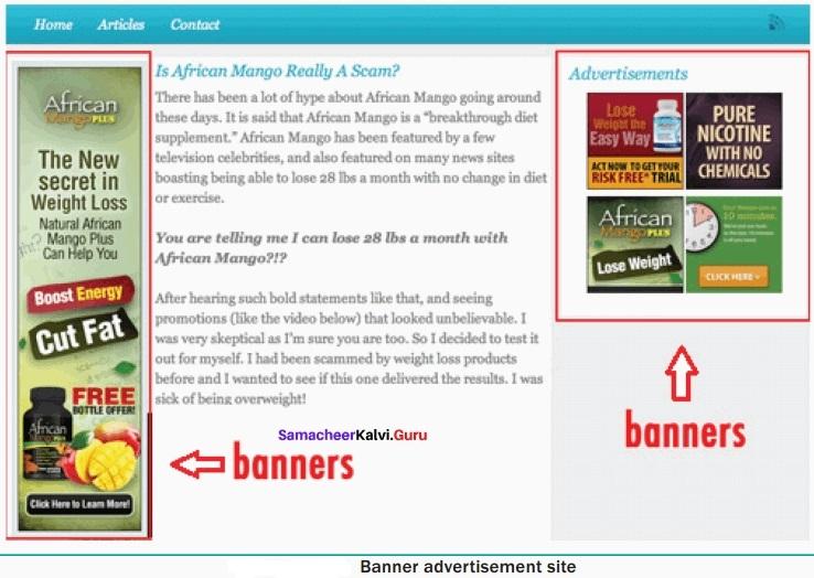 Samacheer Kalvi 12th Computer Applications Solutions Chapter 15 E-Commerce img 12