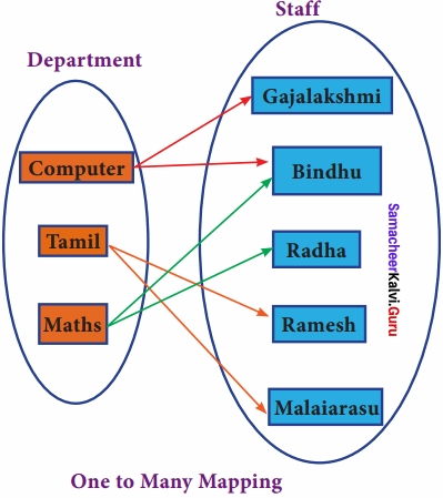 Samacheer Kalvi 12th Computer Science Solutions Chapter 11 Database Concept img 7