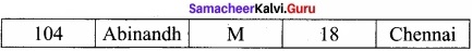 Samacheer Kalvi 12th Computer Science Solutions Chapter 12 Structured Query Language (SQL) img 10