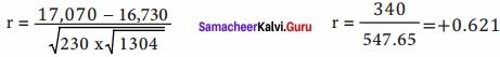 Samacheer kalvi 12th Economics Solutions Chapter 12 Introduction to Statistical Methods and Econometrics img 29