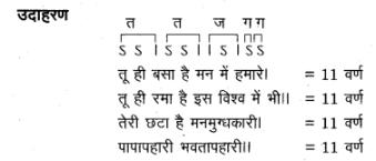 UP Board Solutions for Class 12 Sahityik Hindi छन्द img 9