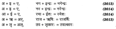 UP Board Solutions for Class 12 Sahityik Hindi सन्धि img 2